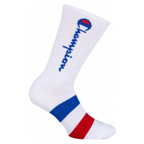 Ponožky Unisex Champion 9LK bílá | bílá