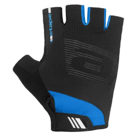 Etape GARDA černá - Pánské cyklistické rukavice
