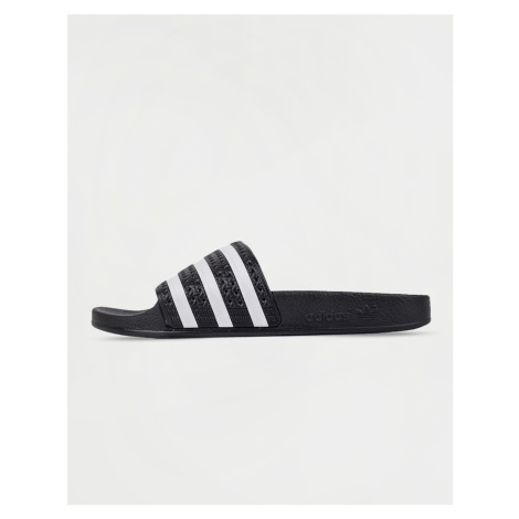 adidas Originals Adilette Core Black / White / Core Black