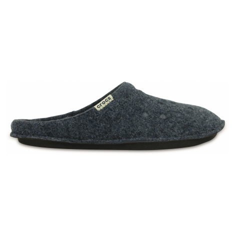 Crocs Classic Slipper - Nautical Navy/Oatmeal