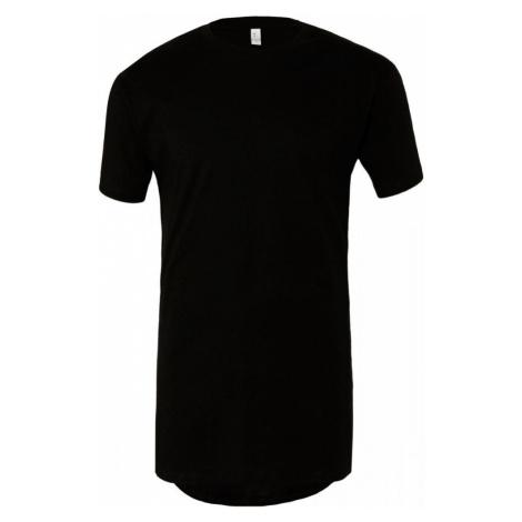 Tričko pánské BC Prodloužené - Černé