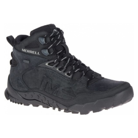 Merrell ANNEX TRAK V MID WP - Pánské outdoorové boty