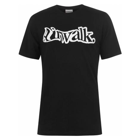 Airwalk Wave Logo T Shirt Mens