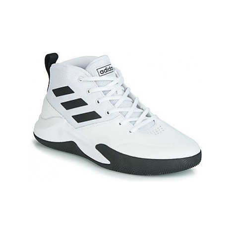 Adidas OWNTHEGAME Bílá