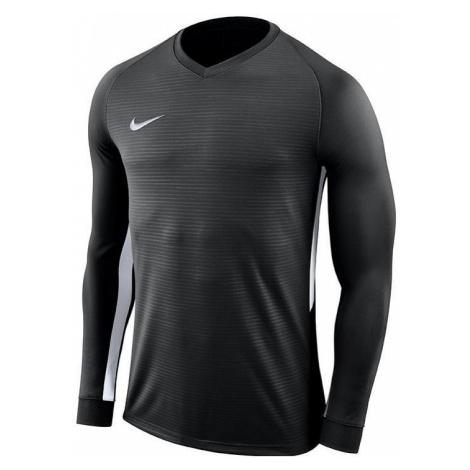 Dětský dres Nike Tiempo Premier Černá / Bílá
