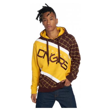 Dangerous DNGRS / Hoodie Woody in brown