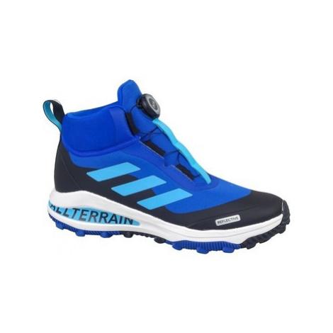 Adidas Fortarun Boa Atr K Modrá