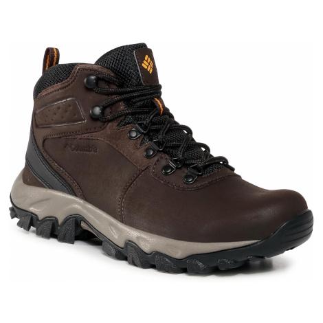 Trekingová obuv COLUMBIA - Newton Ridge Plus II Waterproof BM3970 Cordovan/Squash