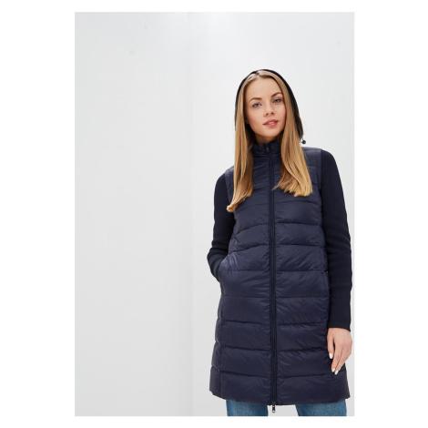 Tommy Hilfiger dámský tmavě modrý kabát