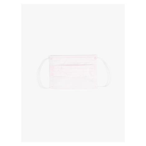 GATE Ochranná rouška růžová pro děti (50 ks / 8R-12R)