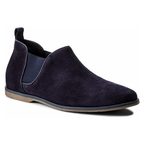 Kotníková obuv s elastickým prvkem GINO ROSSI - Cross MSV706-N51-R517-5757-0 59/59