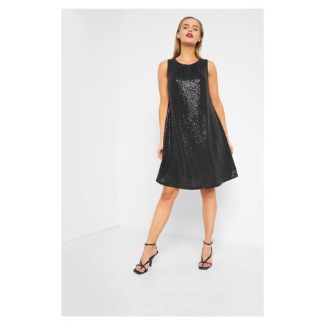 Šaty s flitry Orsay
