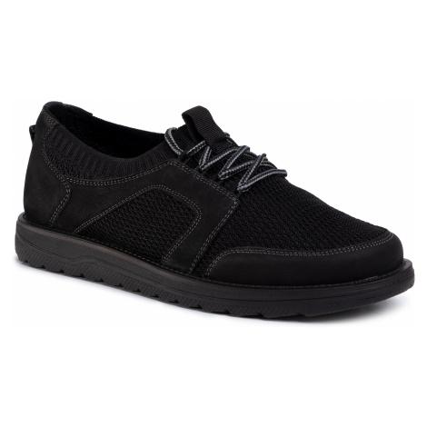 Sneakersy LASOCKI FOR MEN - MI07-A948-A777-01 Black