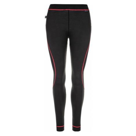 Dámské funkční kalhoty KILPI MAVORA-W černá