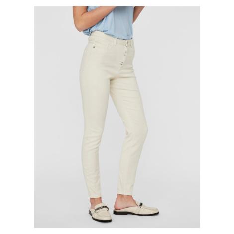 Honni Sophia Jeans Vero Moda Bílá