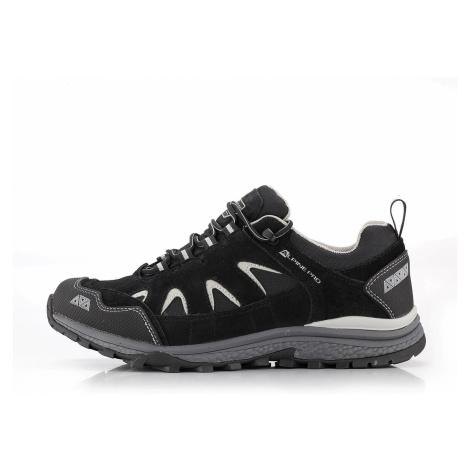 Outdoorová obuv Alpine Pro NEWRY - černá