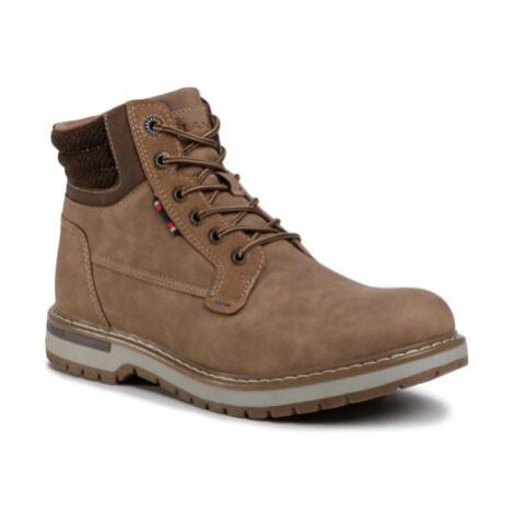 Šněrovací obuv Lanetti 19MW2001-2