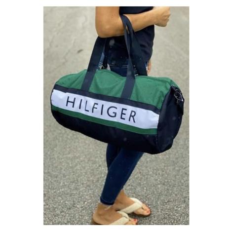 Tommy Hilfiger sportovní taška zelená