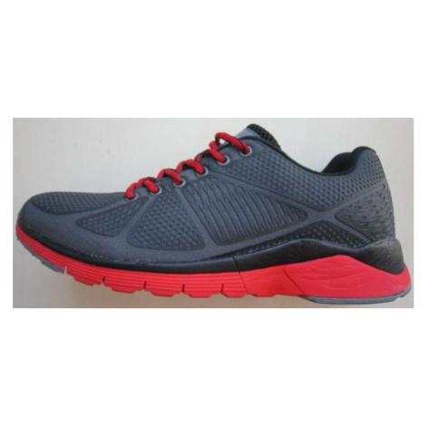 ALPINE PRO CALVAG Uni sportovní obuv UBTJ131779GL tmavě šedá