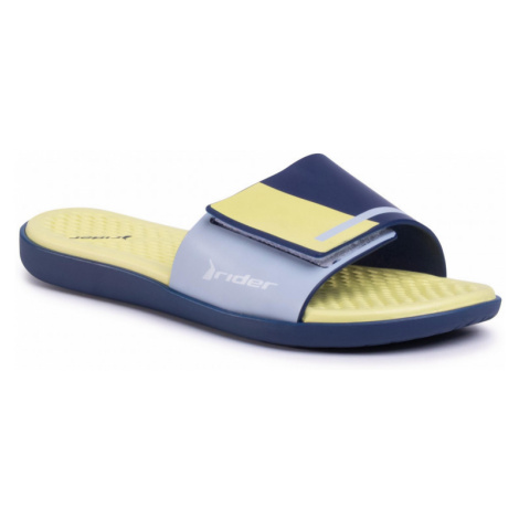 Dámské pantofle Rider Pool Slide slipper Blue - Yellow