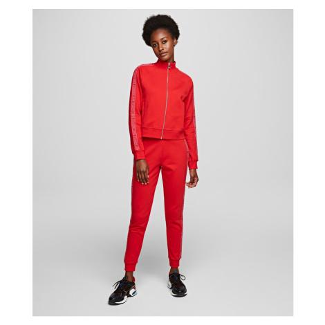 Tepláky Karl Lagerfeld Jogging Pants / Logo - Červená
