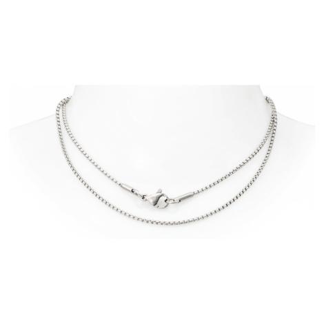 Sam's Artisans Pánský náhrdelník Simple 60 chirurgická ocel INHM010