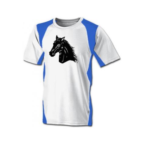 Funkční tričko pánské Kůň