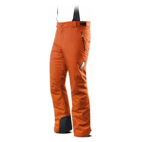 Pánské lyžařské kalhoty TRIMM Derryl orange