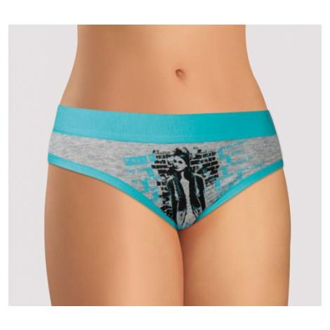 Dámské kalhotky Andrie modré (PS 2588 C)