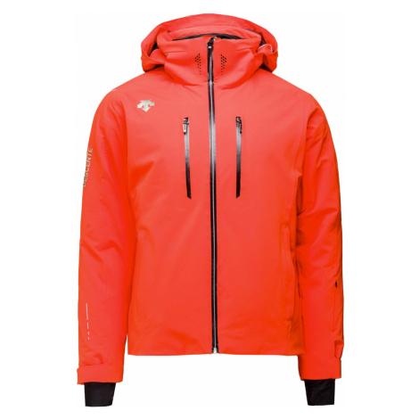 Lyžařská bunda Descente BRECK oranžová