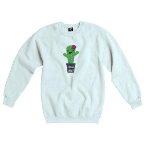 Dámská mikina bez kapuce Kaktus