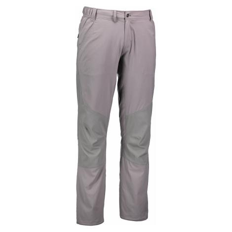 Nordblanc Hike pánské outdoorové kalhoty šedé