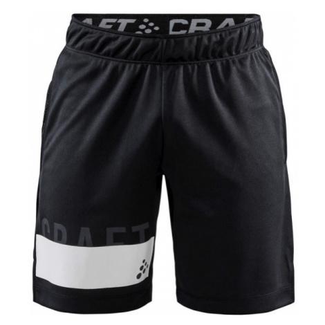 Chlapecké šortky CRAFT Focus JR černá