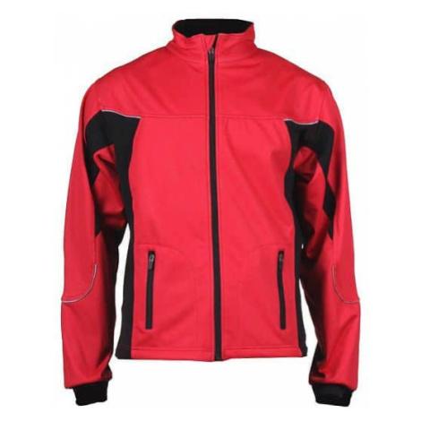 Ski Windproof softshelová bunda barva: žlutá-černá;velikost oblečení: M Merco