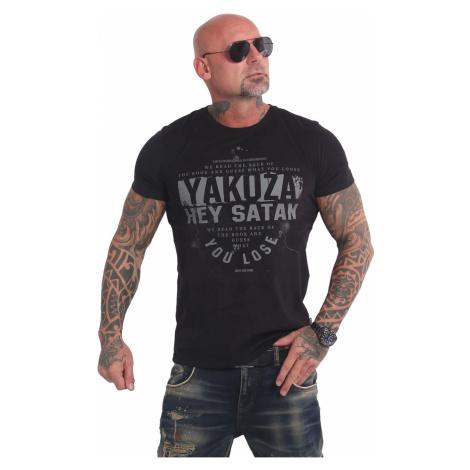 Tričko Yakuza Hey Satan