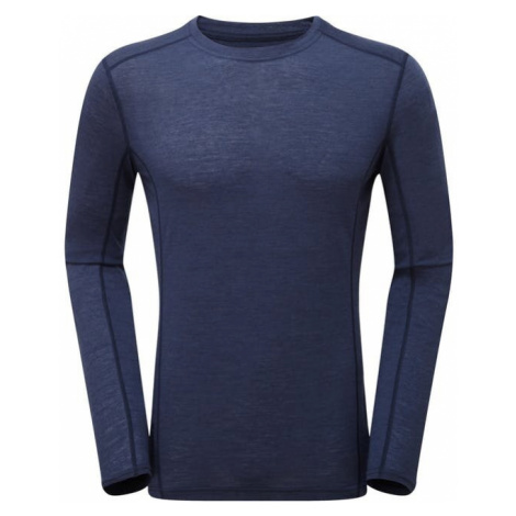Funkční triko Primino® s dlouhým rukávem Montane® - Antarctic Blue