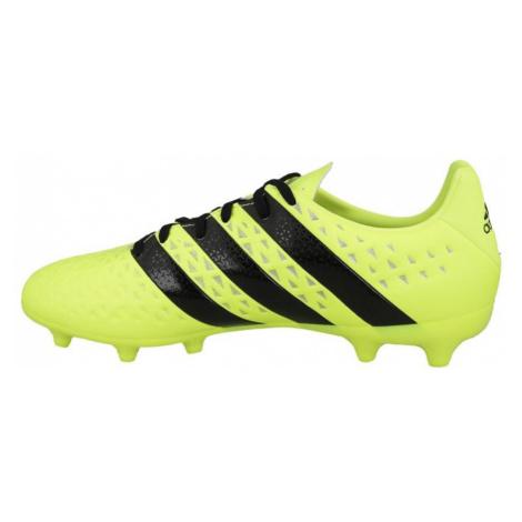 Kopačky Adidas ACE 16.3 FG Žlutá / Černá