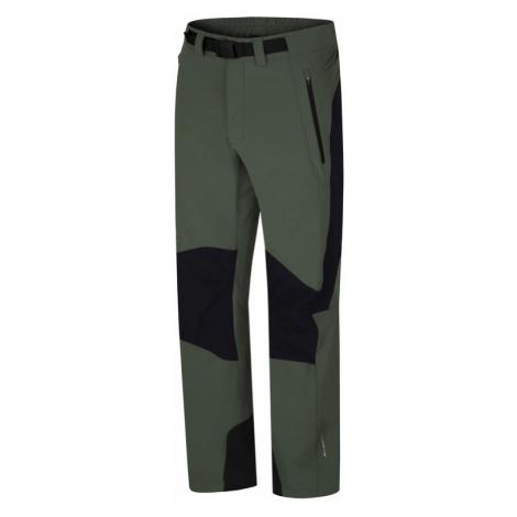 Pánské kalhoty Hannah Garwyn thyme/anthracite