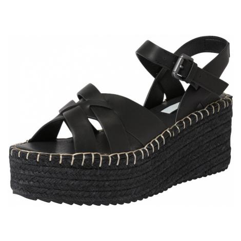 Pepe Jeans Páskové sandály 'WITNEY RIVER' černá