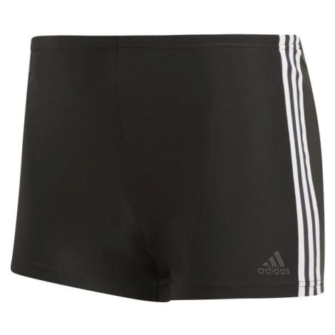 adidas FIT BX 3S černá - Pánské plavky