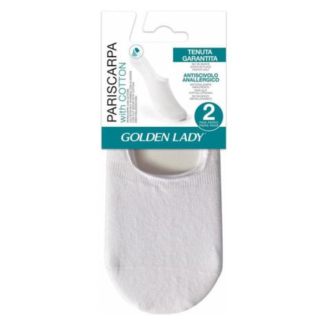 """Ponožky baleríny - """"mokasínky"""" Golden Lady 67F Pariscarpa Cotton A'2"""