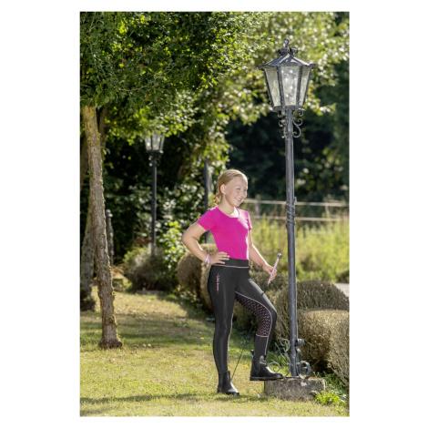 Legíny Tina USG, dětské, black/pink