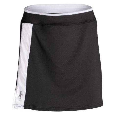Etape LAURA černá - Dámská cyklistická sukně