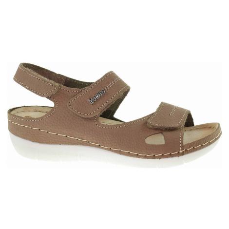 Inblu Dámské sandály 158D158 bežová Béžová