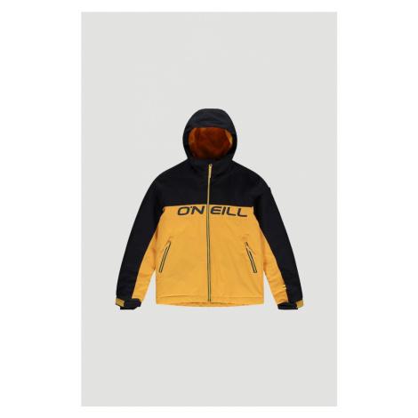 O'NEILL Outdoorová bunda 'Felsic' námořnická modř / žlutá
