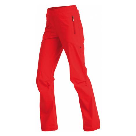 LITEX Kalhoty dámské dlouhé do pasu. 99585306 červená
