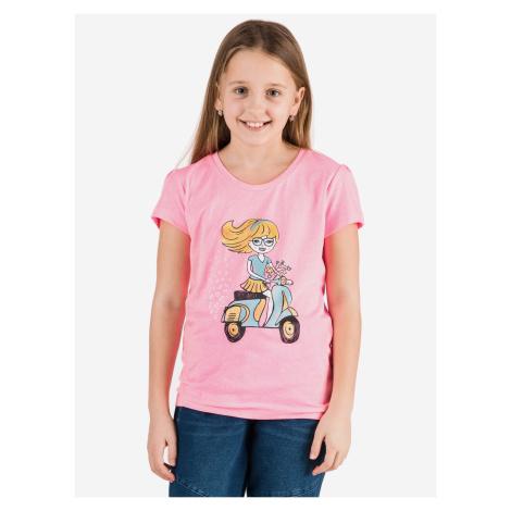 Tričko SAM 73 KTSR252452SM Růžová