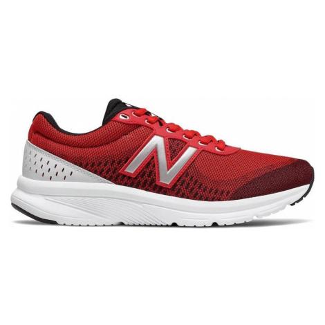 Běžecká obuv New Balance M411LR2 Červená / Bílá