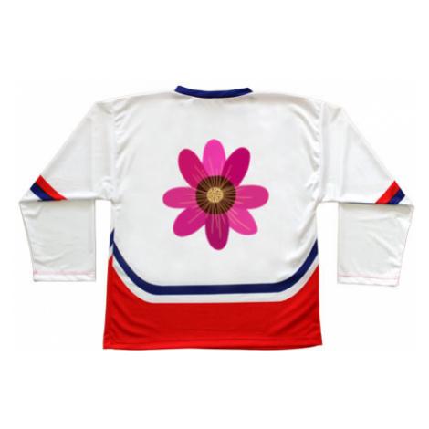 Hokejový dres ČR Květina