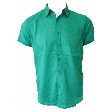 Košile Funk´N´Soul P-02-011 green Funk'n'Soul